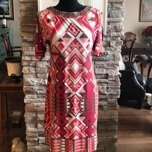 NWT Chico's cold shoulder dress 👗